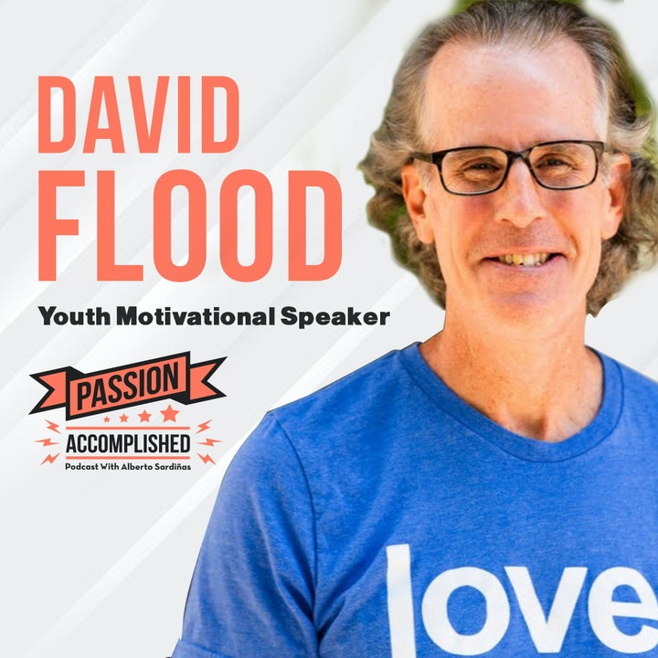 The meaning of never eating alone with David Flood