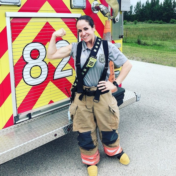 Inspiring story of immigrating to the US and becoming a Fire Captain.