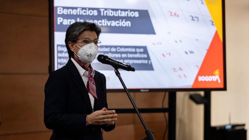 Cambian los plazos para el pago de impuestos en Bogotá