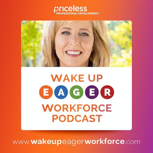 Wake Up Eager Workforce Image