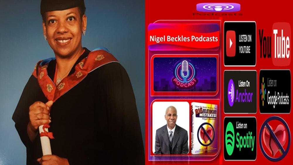 Keisha Adair Swaby - Dyslexia Advocate & Radio Presenter