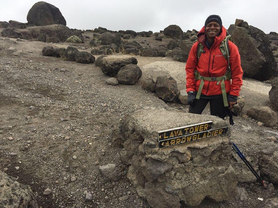 Episode #24 - Cheryl Torain. Climbing Mount Kilimanjaro