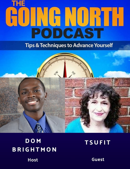 """86 - """"Stepping Into the Spotlight"""" with Tsufit (@Tsufit)"""