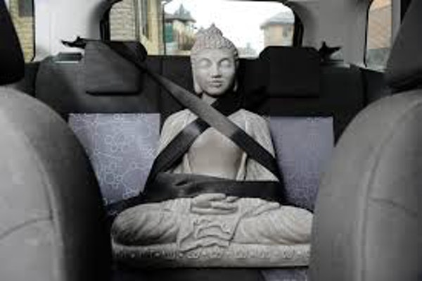 Lincoln and Calm Partner to Bring Zen to Drivers