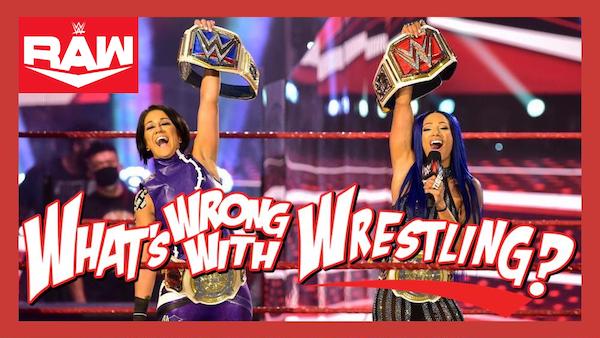 TWO BELTS BANKS - WWE Raw 7/20/20 & SmackDown 7/17/20 Recap Image