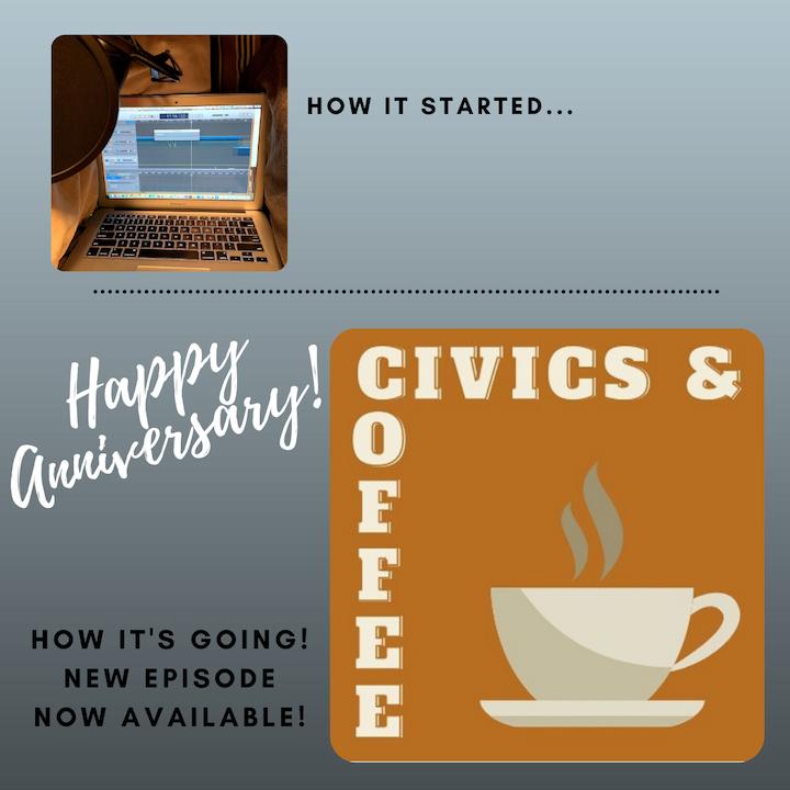 Happy Podcast Anniversary