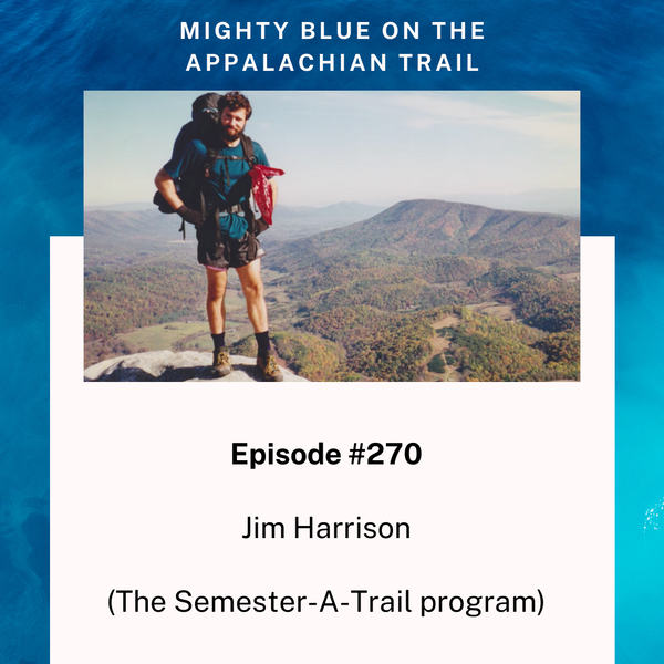 Episode #270 - Jim Harrison