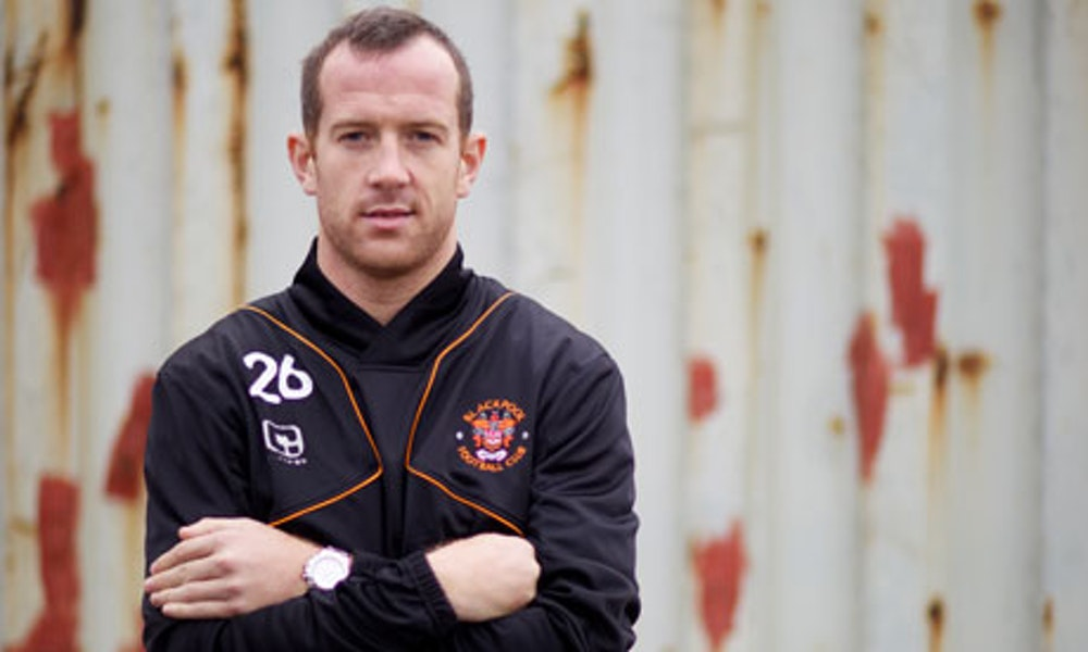 Charlie Adam interview