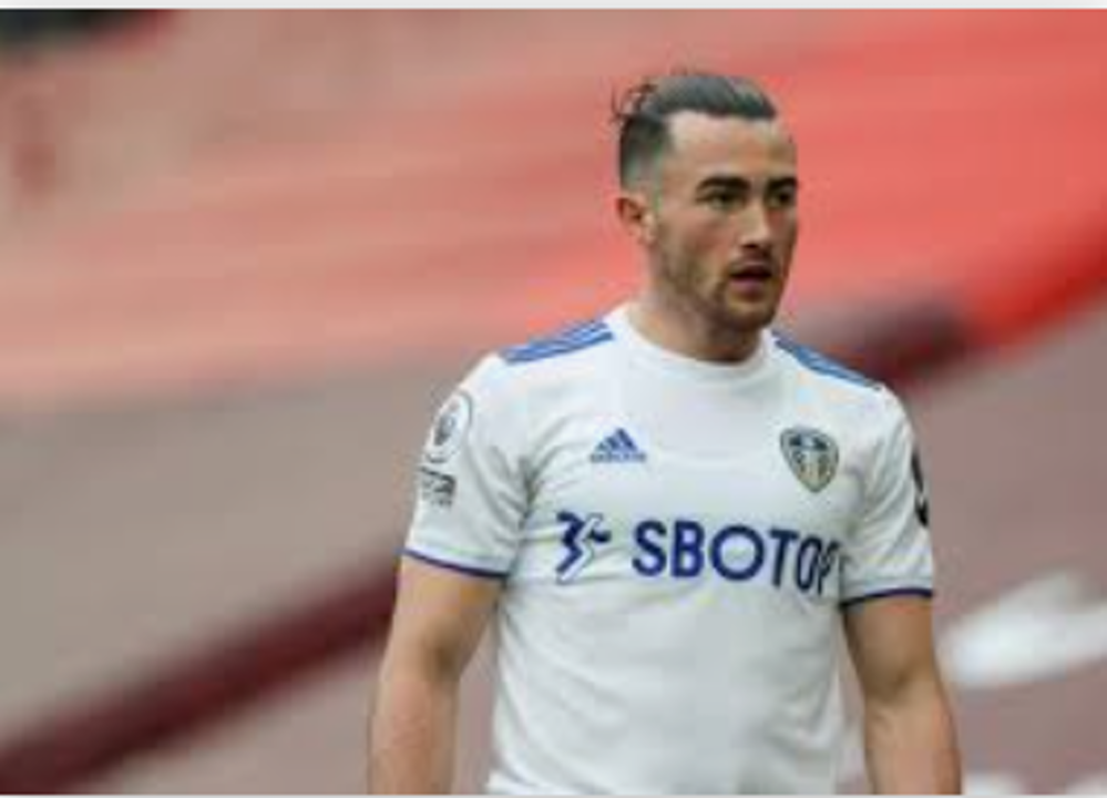 Jack Harrison and his road less travelled