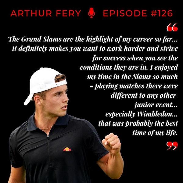 Episode 126: Arthur Fery - Le Wizard