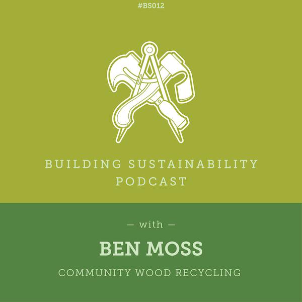Community Wood Recycling - Ben Moss Image