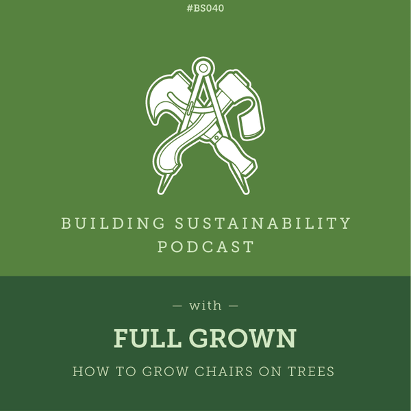 How to grow chairs on trees - Full Grown - Alice & Gavin Munro Image