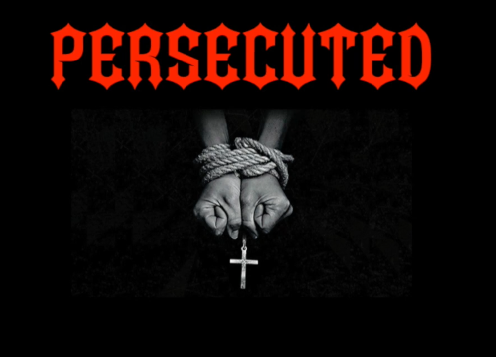 Trump Persecuted