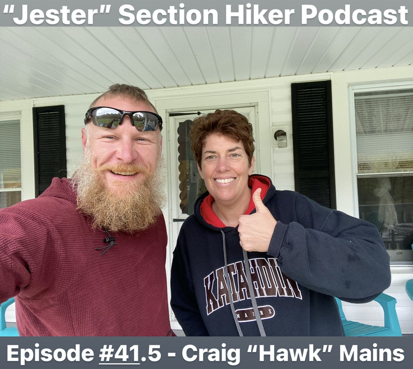 "Episode #41.5 - Craig ""Hawk"" Mains"
