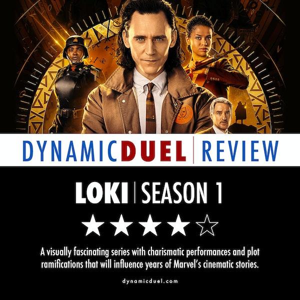 Loki Season 1 Review Image