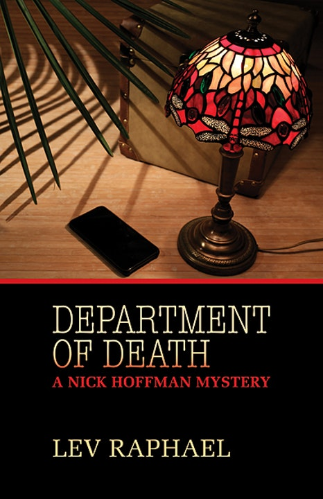Lev Raphael And The Department Of Death Image