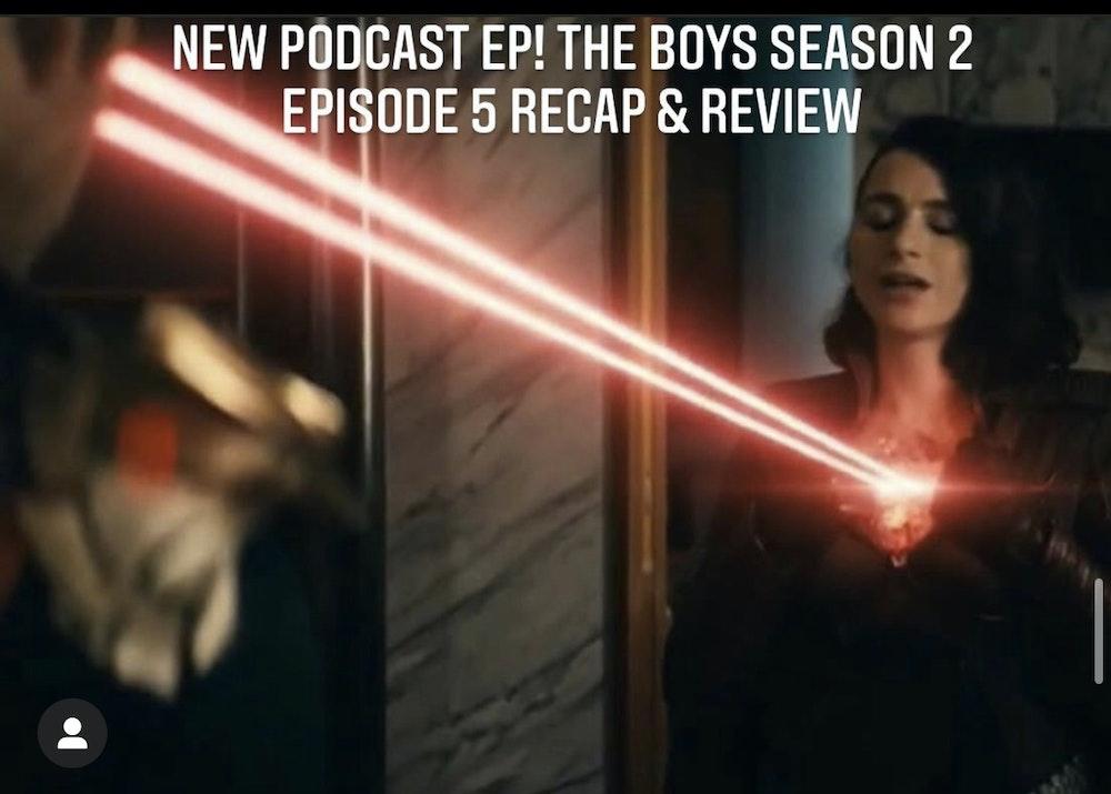E40 The Boys Season 2 Episode 5 Recap & Review