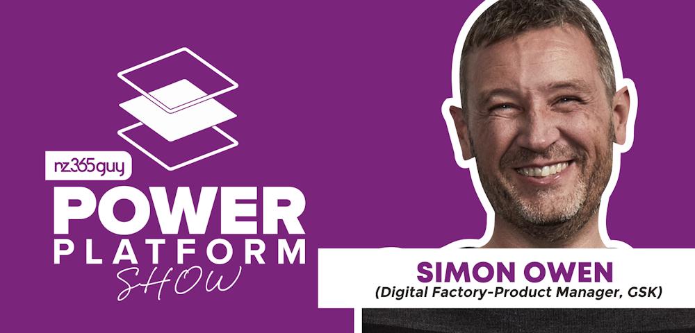 Creating a PowerApps COE with  Simon Owen