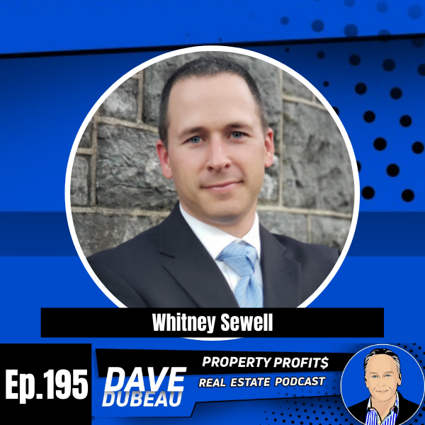 Getting Investors by Sharing Your WHY with Whitney Sewell