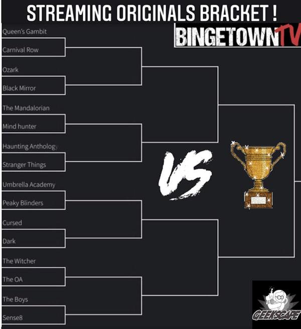 E72 BingetownTV Streaming Originals Tournament! Image