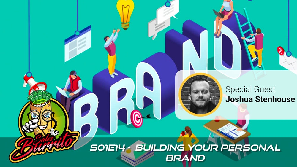 114 - Building Your Personal Brand