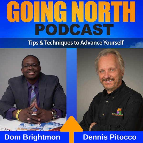 "196 – ""In Search of More with Less"" with Dennis Pitocco (@bizmasterglobal) #chaostoclarity Image"