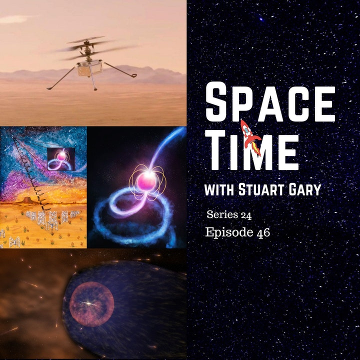 History Made | SpaceTime S24E46 Show Notes