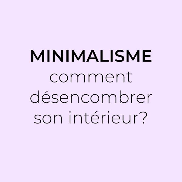 Minimalisme: comment désencombrer son intérieur? Lumière #30 Image