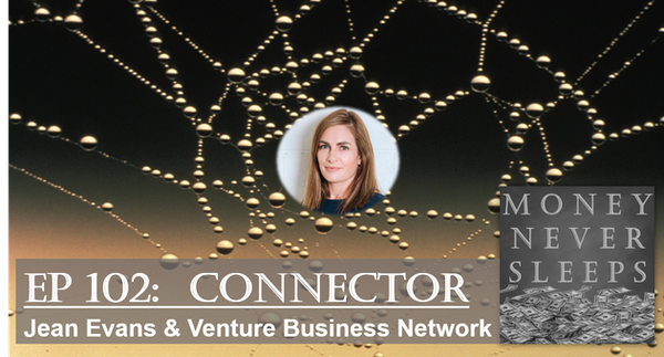 102: Connector: Jean Evans and Venture Business Network Image