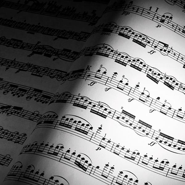 Inverted Melodic Major Shapes Image