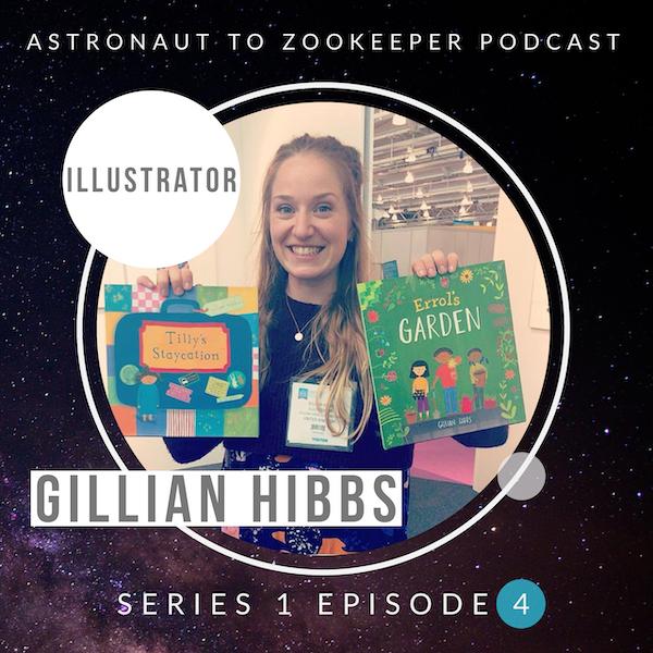 Illustrator and Children's Book Author - Gillian Hibbs Image