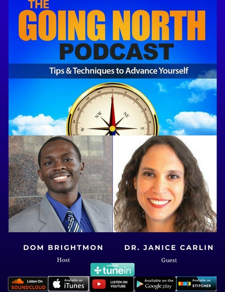 """77 - """"Empathic Sensitivity"""" with Dr. Janice Carlin Image"""
