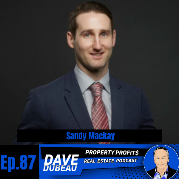 Building Multiple Income Streams in Real Estate with Sandy Mackay Image