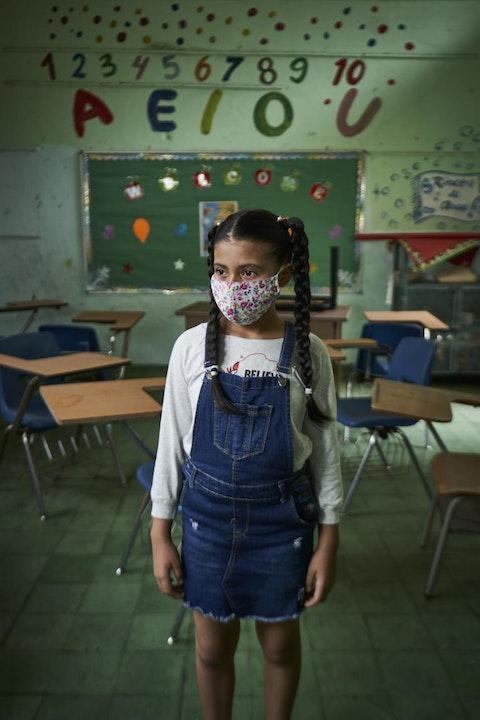Los niños y niñas no pueden permitirse otro año sin escuela