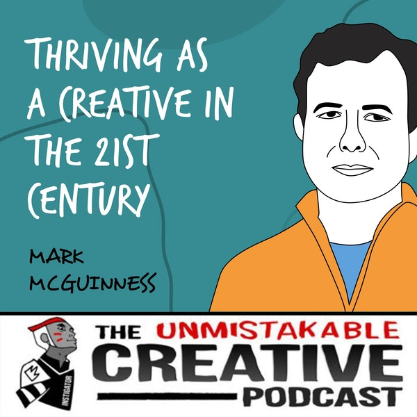 Mark McGuinness | Thriving as a Creative in the 21s Century Image