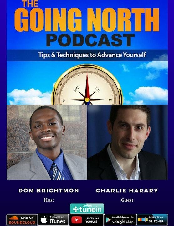 "48 - ""Unlocking Greatness"" with Charlie Harary (@CharlieHarary)"