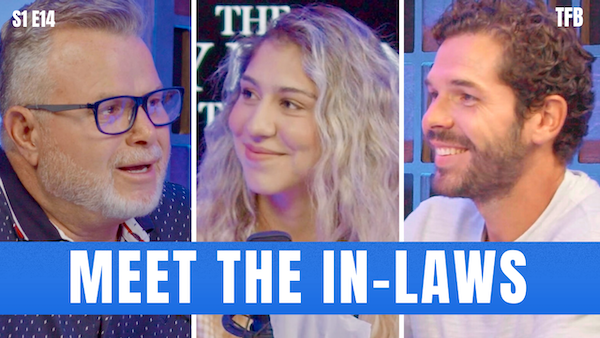 Meet the In-Laws! Marrying into Ministry w/ Richelle Alessi and Chris Muina | S1 E14 Image
