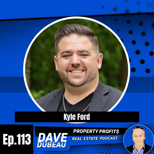 Ex Financial Planner NOW Real Estate Entrepreneur with Kyle Ford Image