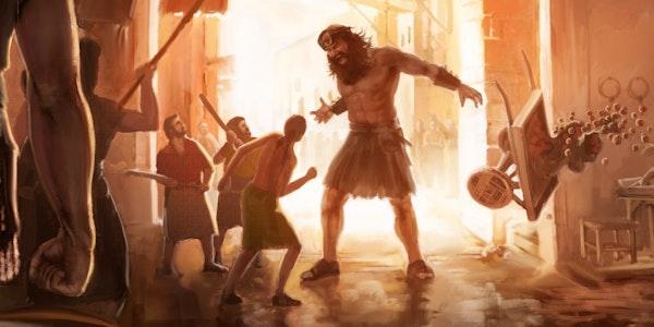 Judgement of the Nephilim