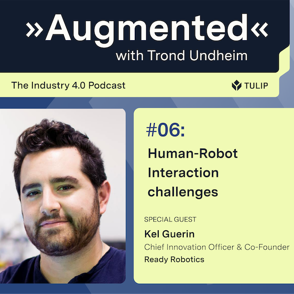Human-Robot Interaction challenges Image