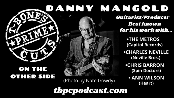 Episode #4 - Guitarist/Producer Danny Mangold Image