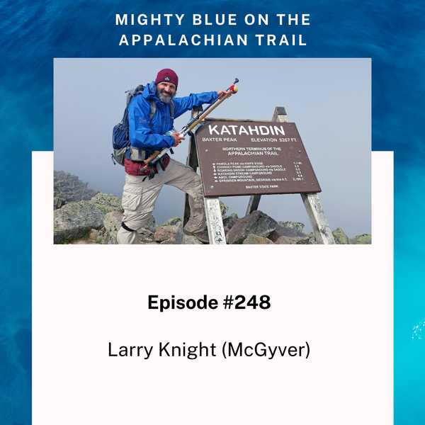 Episode #248 - Larry Knight (McGyver)