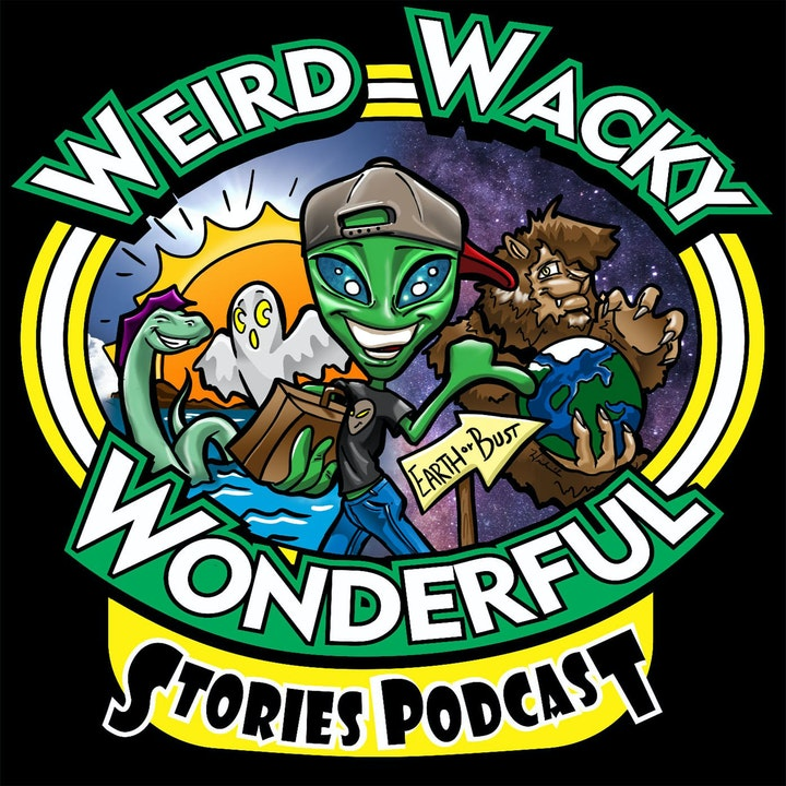 Weird Wacky Wonderful Stories Podcast