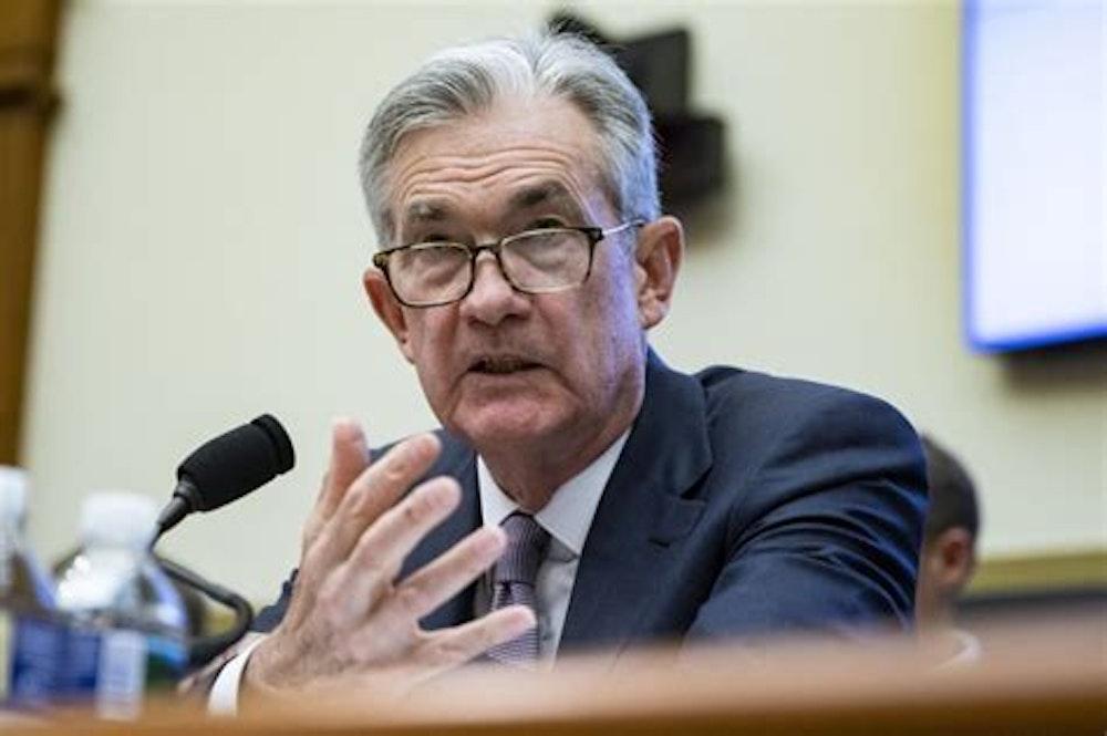 The Fed Blinks...Again!