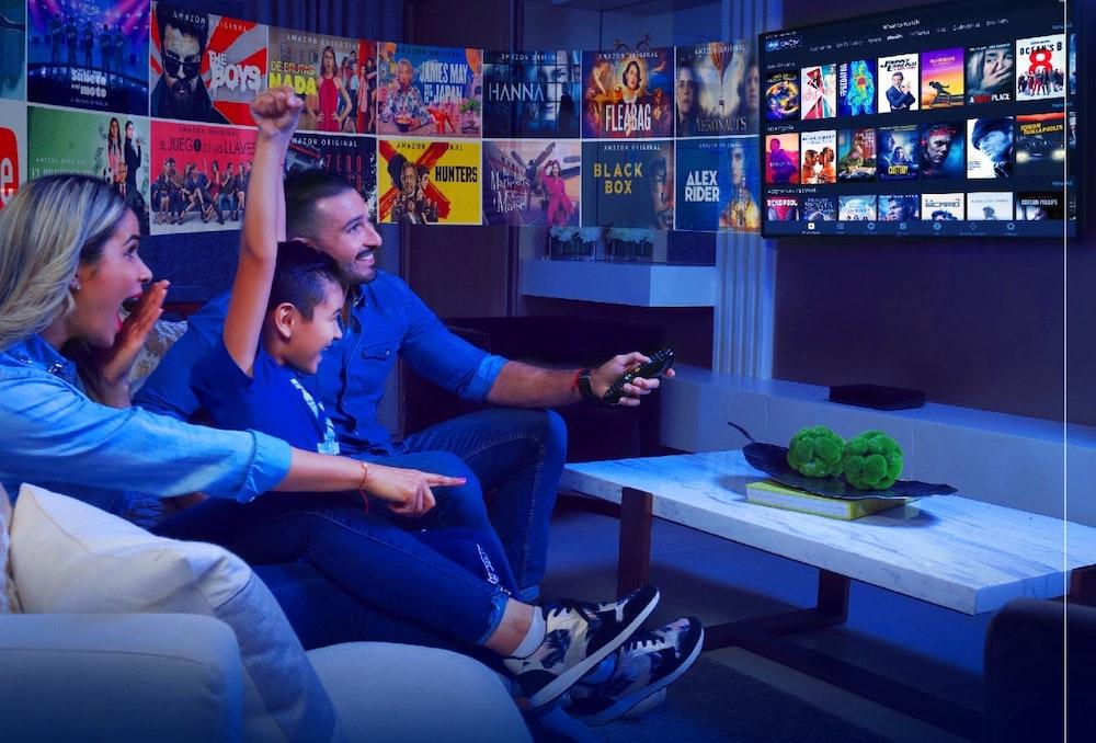 TV por internet: con Tigo ONEtv adiós a los cables y bienvenido el todo en uno