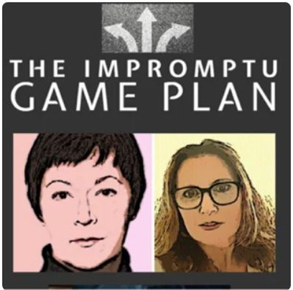 Catherine talks to Sarah about her own impromptu career plan