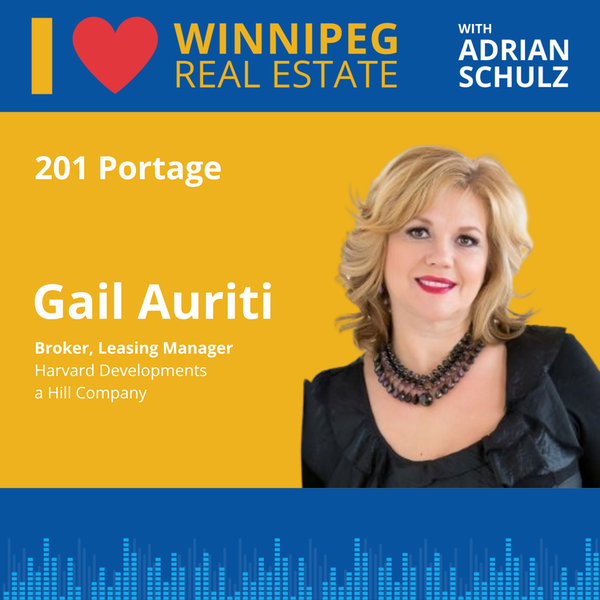 Gail Auriti on the transformation of 201 Portage Image
