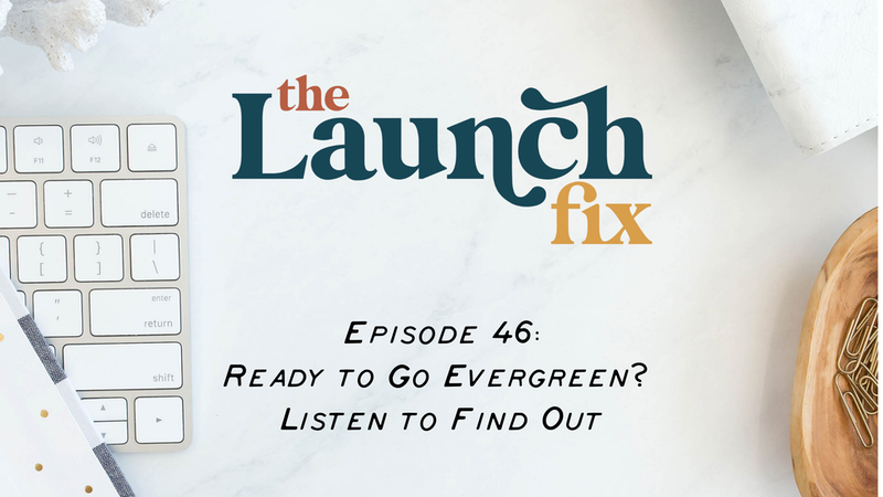Ready to Go Evergreen? Listen to Find Out