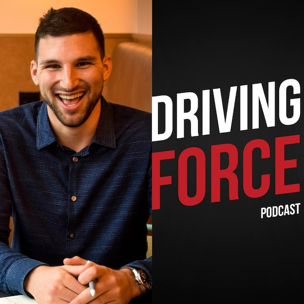 Episode 30: Bryan Wish - Creating communities and amplifying voices for global-impact visionaries Image