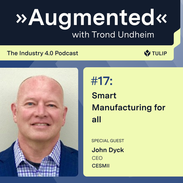 Smart Manufacturing for All Image